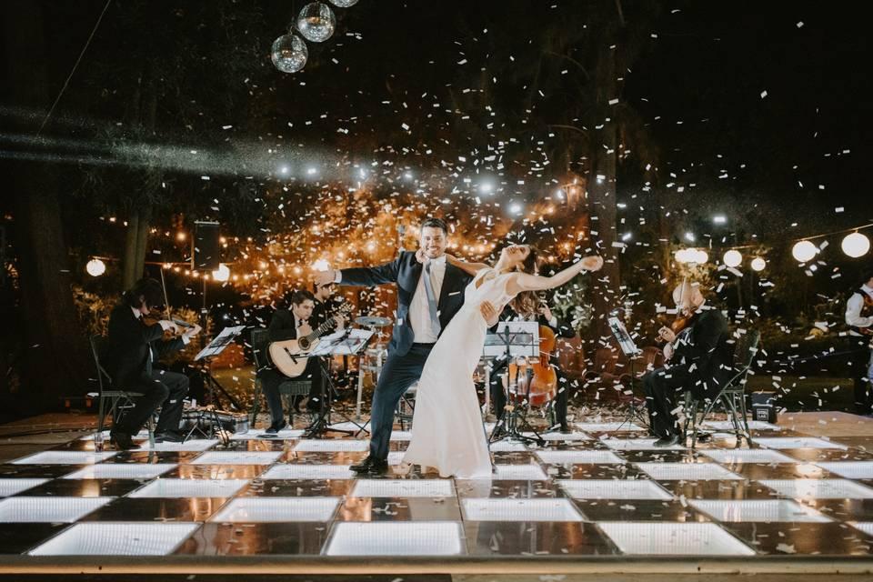 Baile de los novios, Rancagua