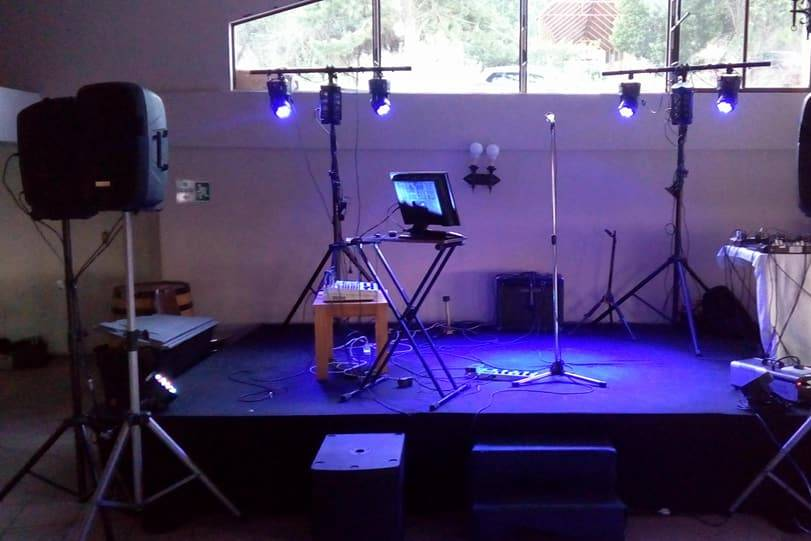 Omerta Audio e Iluminación