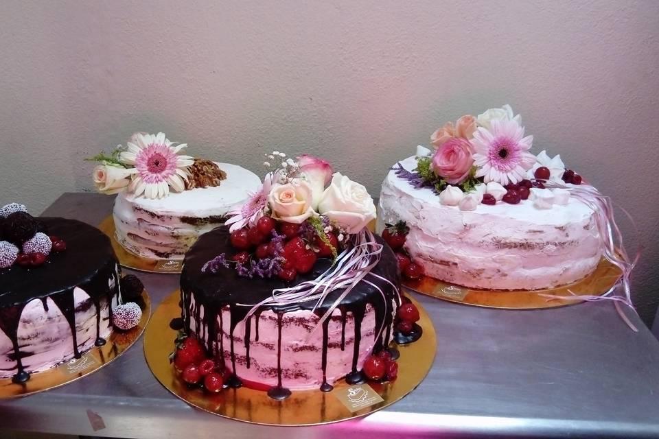 Torta Desnuda K&G
