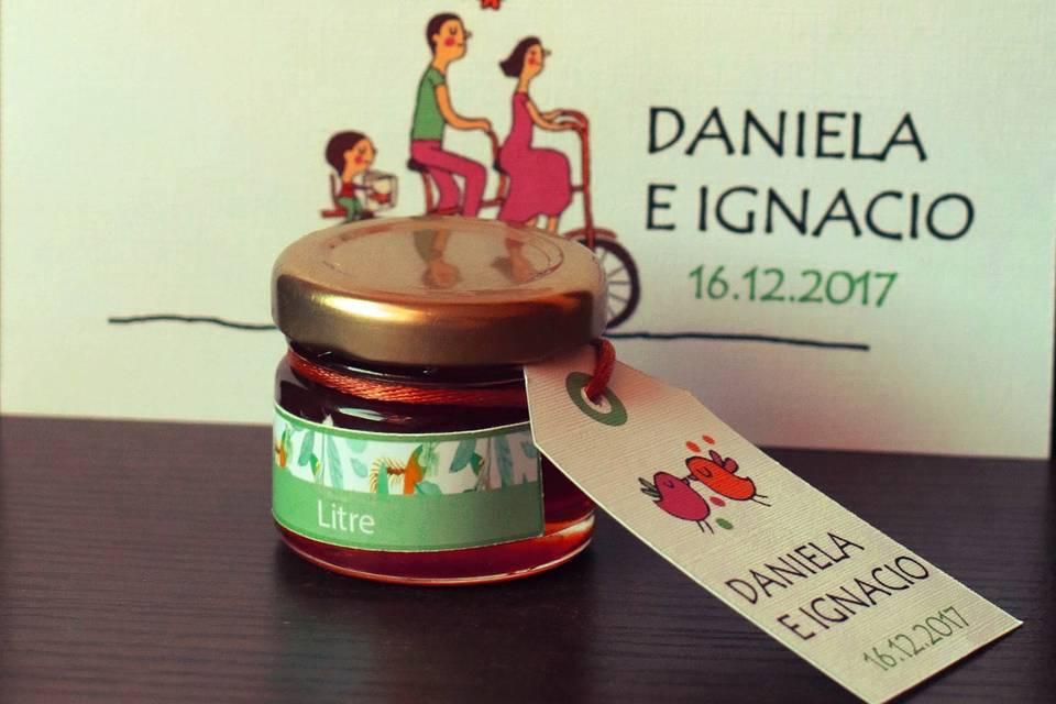 Recuerdos Daniela e Ignacio