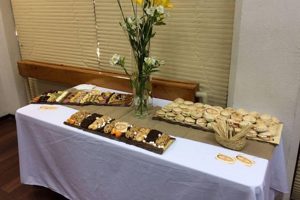 Tablas y Banquetes San Miguel
