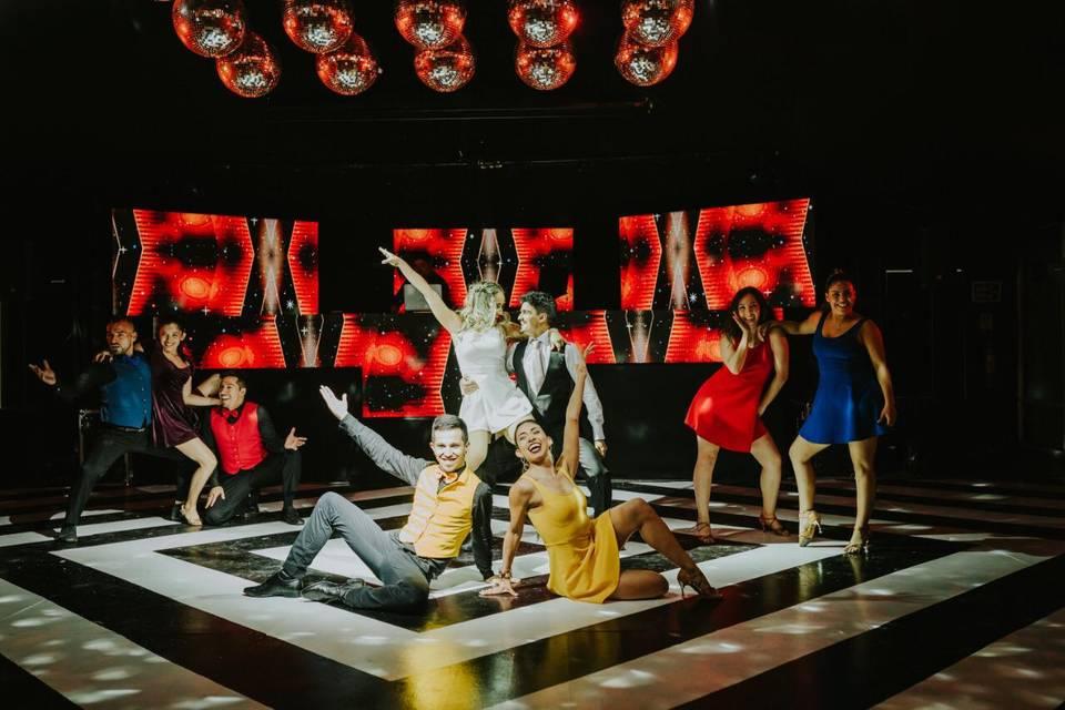 Show musical La La Land