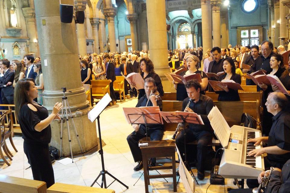Coro Abadía