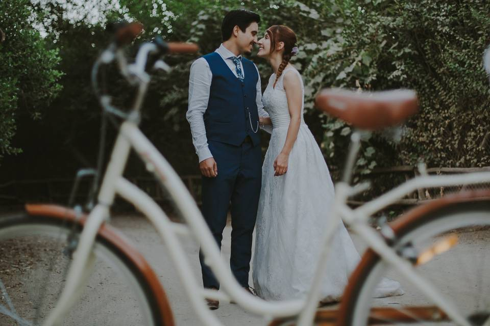 Surrender Wedding