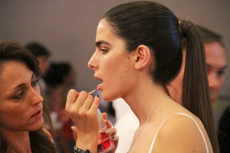 Maquillaje Caro Moya