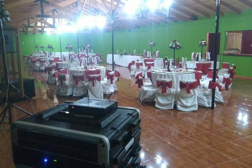 Centro de Eventos El Tata