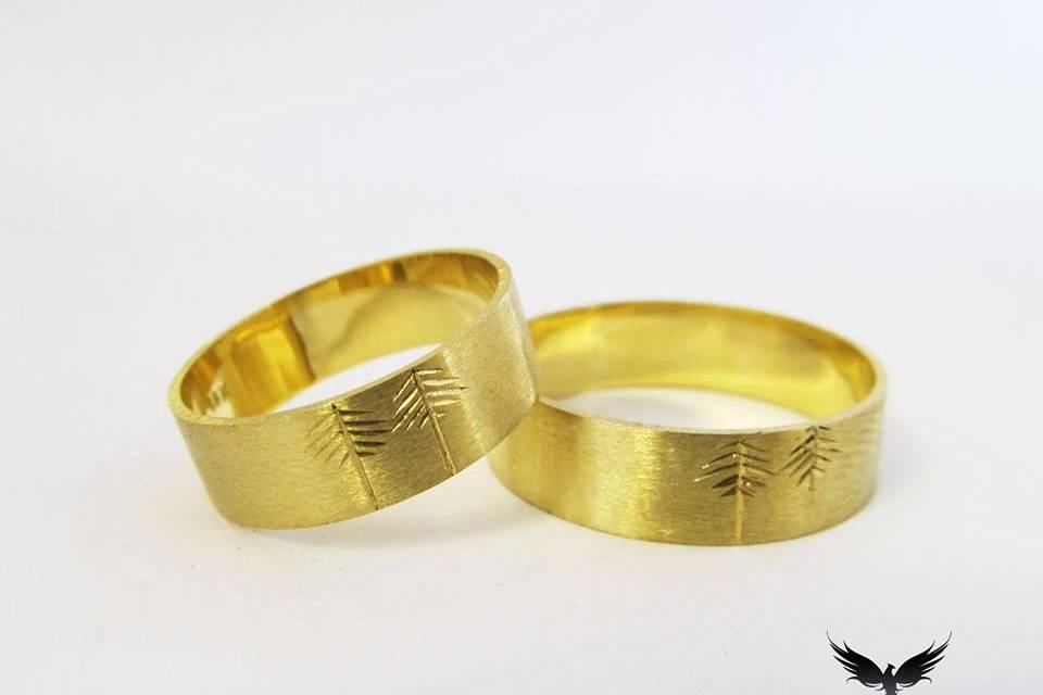 Oro amarillo 18k - Au10