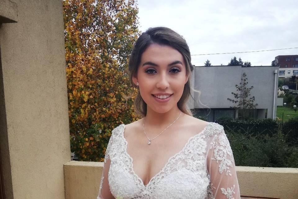 Daniela Sanhueza Makeup