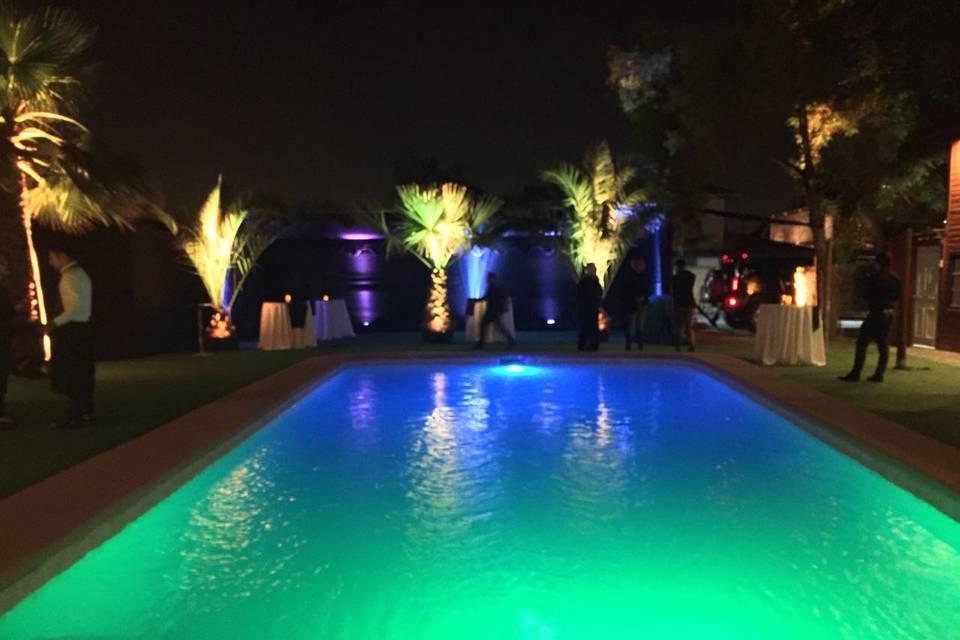 Sector piscina