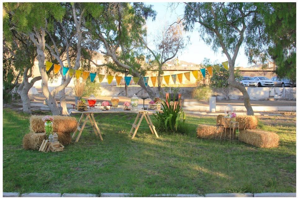 Decoración Jireh Eventos