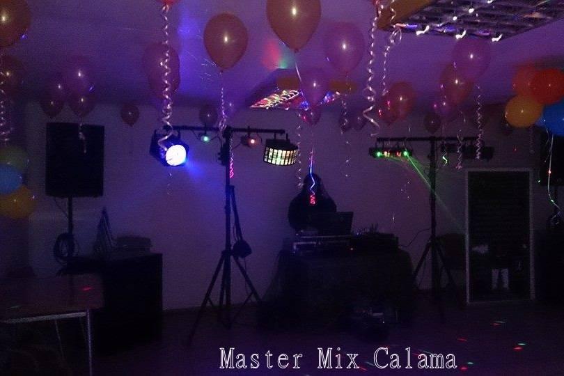Master Mix Calama