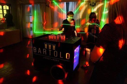 Bartolo Shot Bar