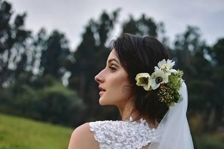 Novias Paulina Cáceres