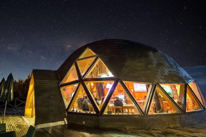Vórtice Eco Lodge Chile