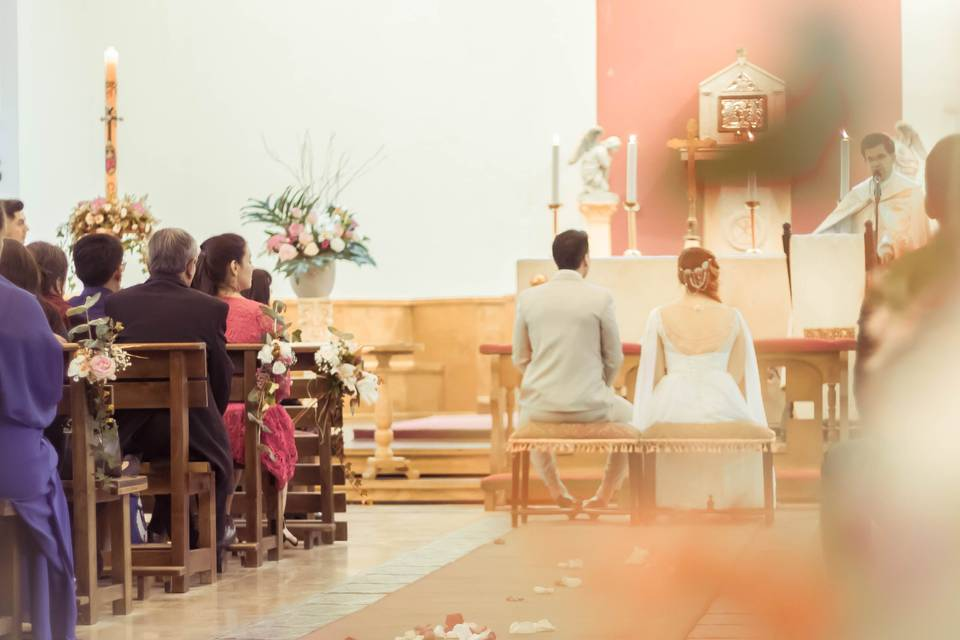 Ceremonia iglesia