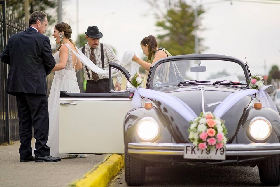 Escarabajos para Matrimonios
