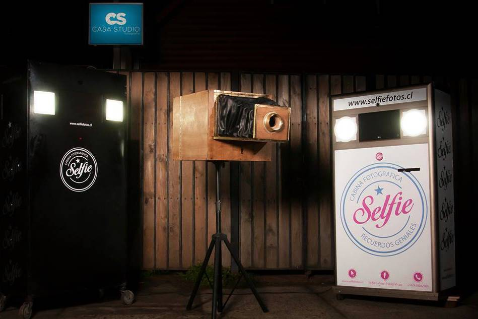Selfie Cabinas Fotográficas
