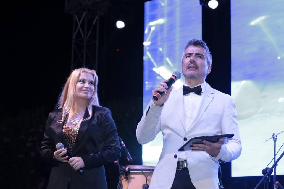 Mauro Ándree - Maestro de Ceremonia