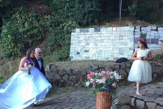 Ngela Guerrero, Wedding & Even