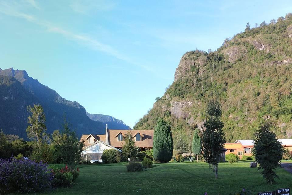 Hotel & Spa Termas Llifen