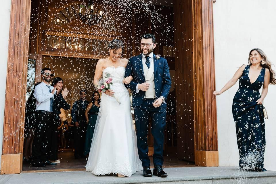 Ceremonia Natalia & Raúl