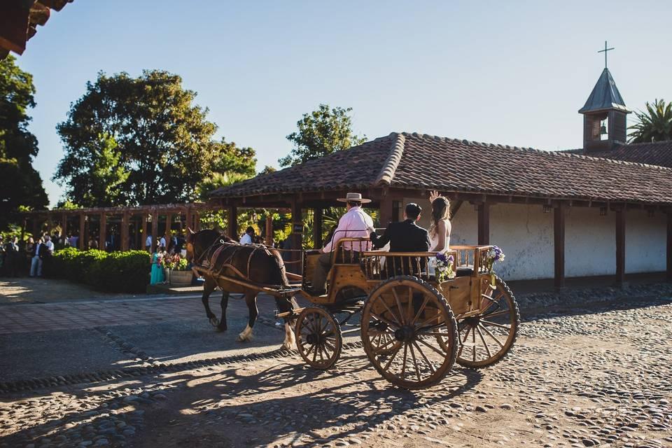 Viña Santa Berta