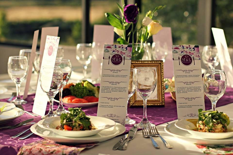 H&L Banquetes
