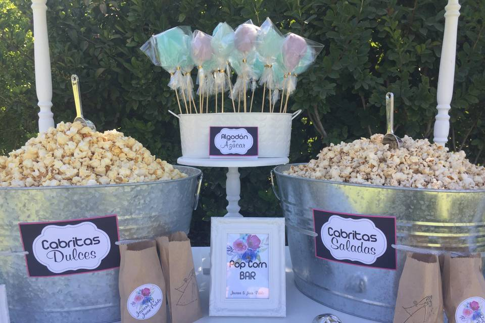 Deco Candy Cart