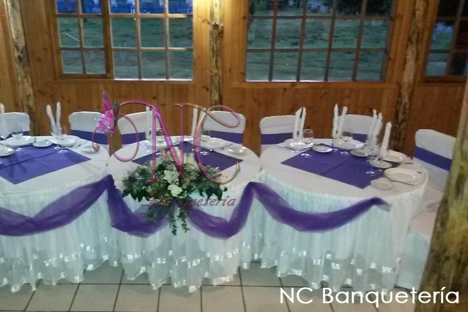 NC Banquetería Eventos