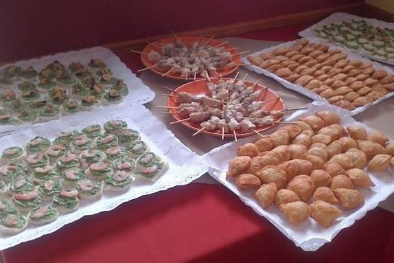 Banquetería Coctelería Fabiola