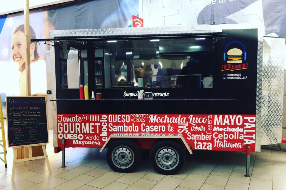 Food & Music - Food Truck