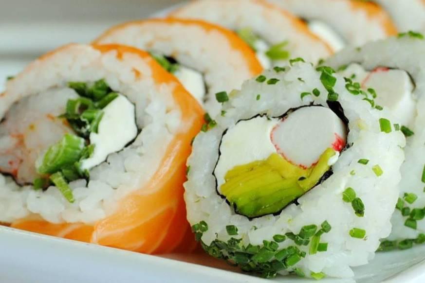 Sushi Mandala
