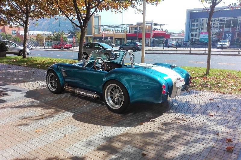 Shelby Cobra Rent