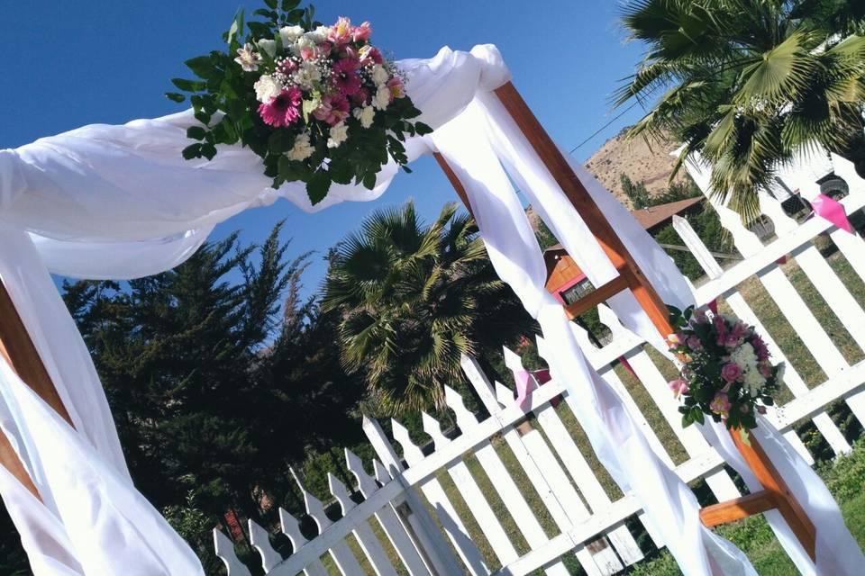 Decoración Floral Emilia