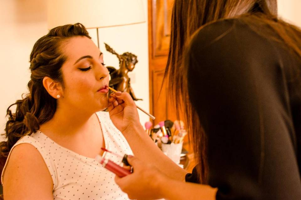 Maquillaje & Pelo