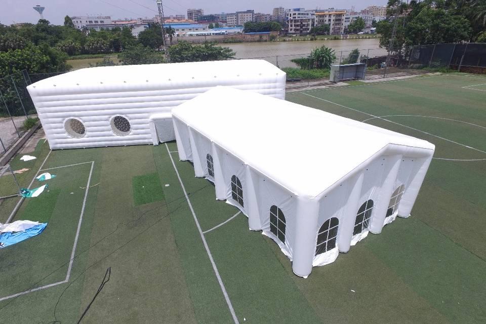 Easy Tent