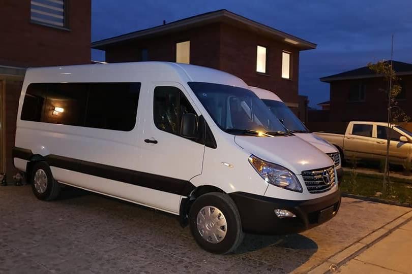 Viajes Travel Van