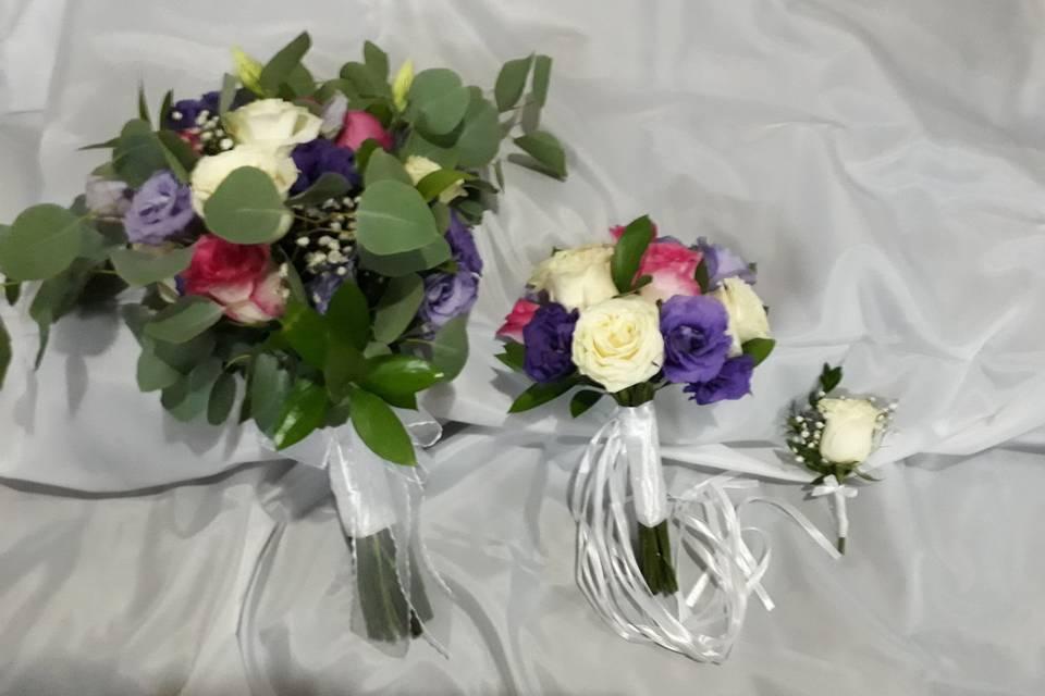 Pack ramo de novia