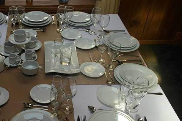 Vajillas Gourmet