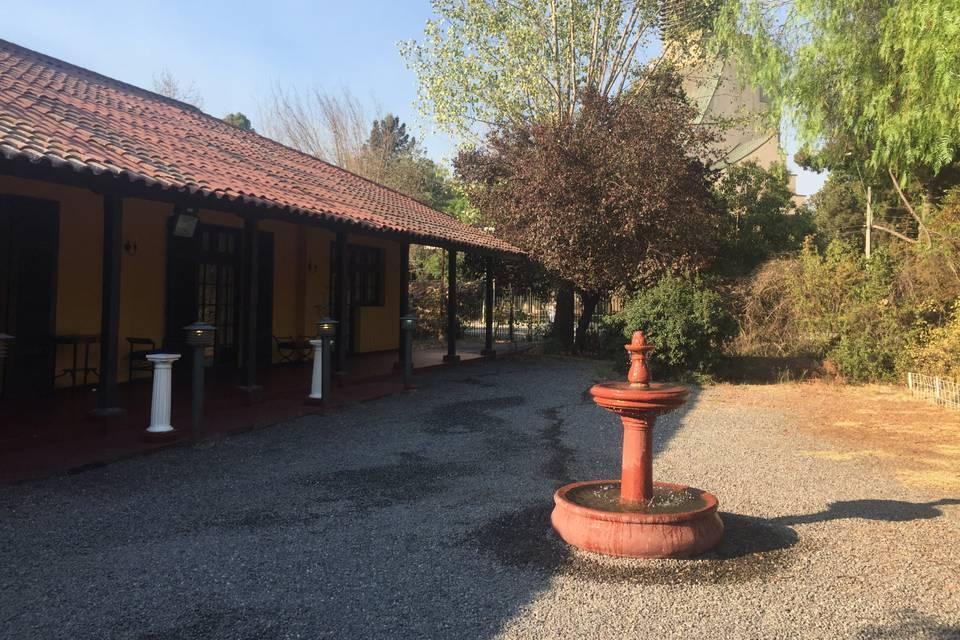 Casona y Salón María Teresa