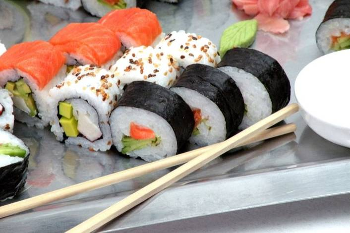 Living Sushi Delivery