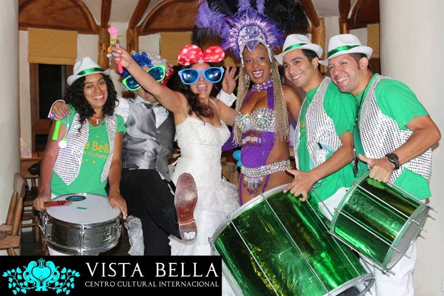 Centro Cultural Vista Bella - Batucada
