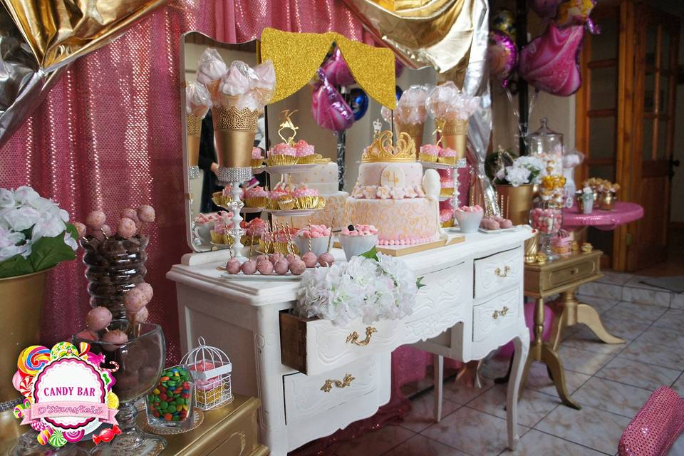 Candy Bar D'Stansfield