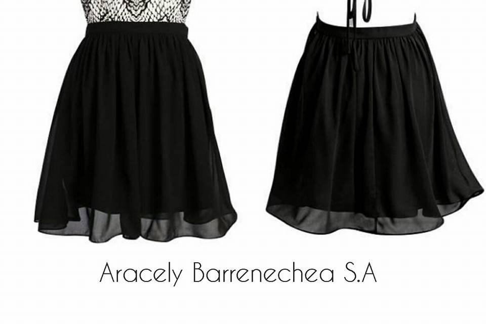 Aracely Barrenechea Fiesta