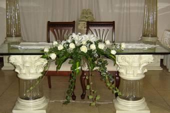 Arreglo para ceremonia civil