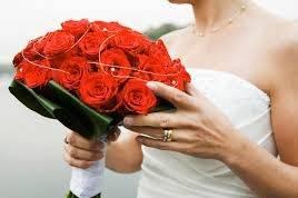 Ramo 18 rosas y perlas