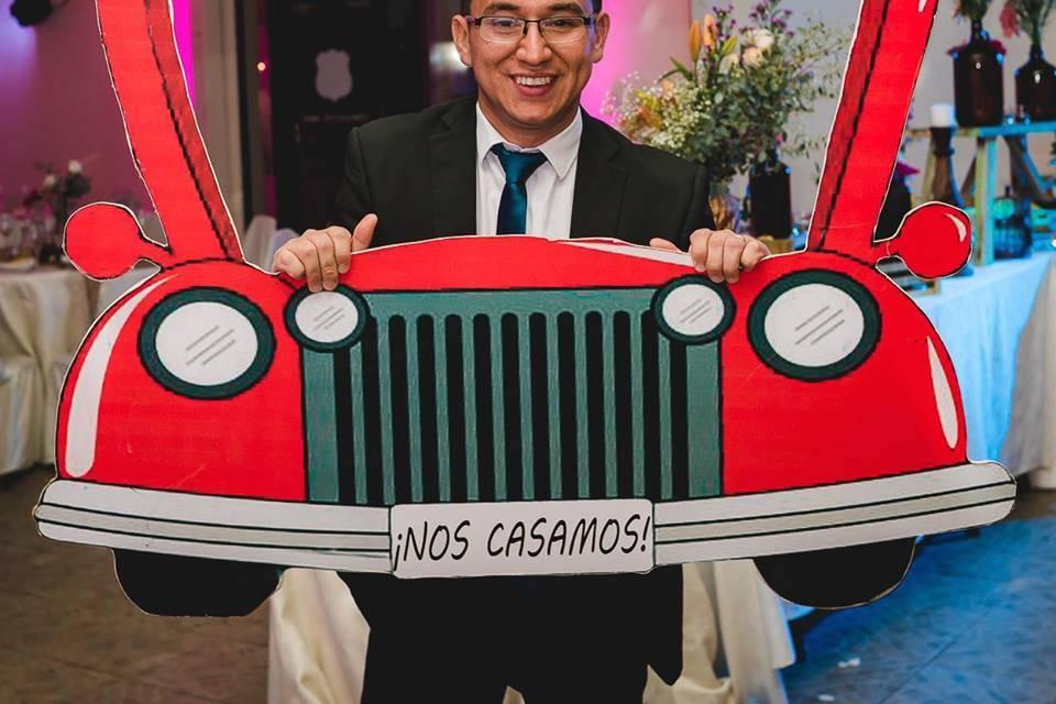 Oscar Quiroz Animador