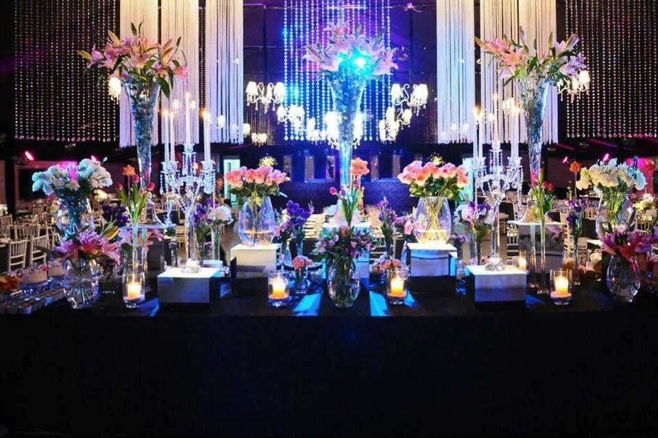 Floristería Luxury