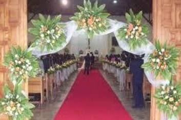 Arcos de novias
