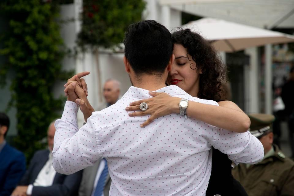 Eduardo y Valentina - Tango
